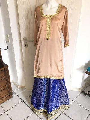 Indische Pakistanische Kleidung 2 Teile Bollywood Salwar Kameez in M 40 42
