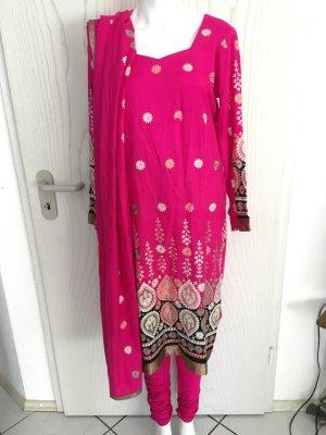 Indische Pakistanische Kleidung 3 Teile Bollywood Salwar Kameez