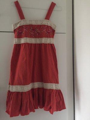 Indiska Midi Dress multicolored