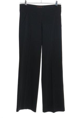Infam Pantalone Marlene nero stile casual