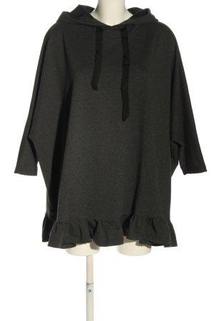 Infinite you Robe à capuche gris clair style décontracté