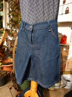 Infinity Jeansrock dunkelblau Gr. 40