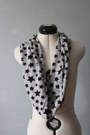 Infinity Schal mit Sternchen