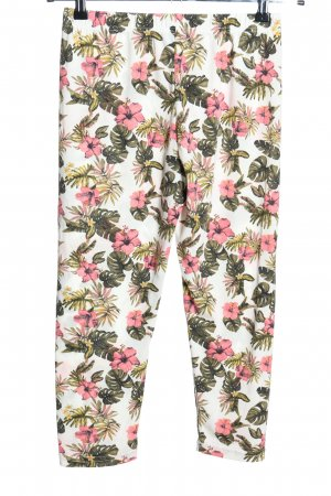 Infinity woman Capris allover print casual look