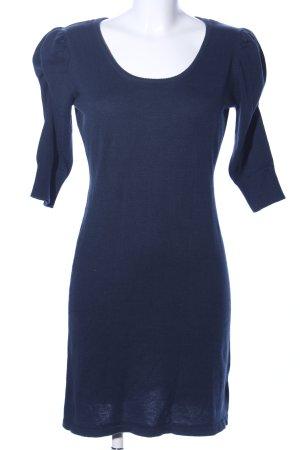Infinity woman Langarmkleid blau Casual-Look