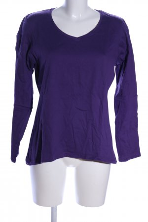 Infinity woman Sweatshirt lila Casual-Look