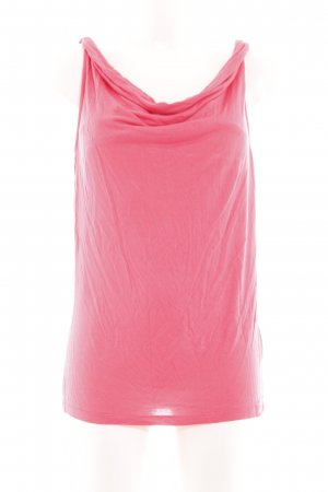 Infinity woman Wasserfalltop pink Casual-Look