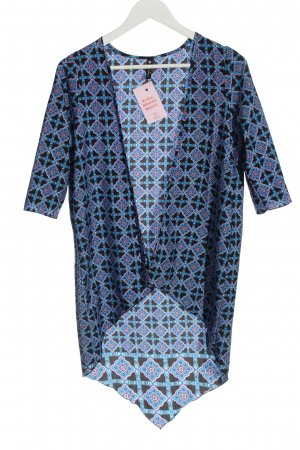 Influence Giacca a blusa stampa integrale stile casual