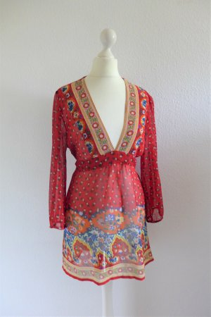 Influence Tunic Blouse multicolored