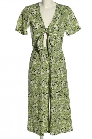 Influence Jumpsuit Blumenmuster Casual-Look