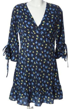 Influence Longsleeve Dress allover print casual look