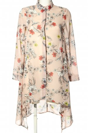 Influence Long-Bluse Allover-Druck Casual-Look