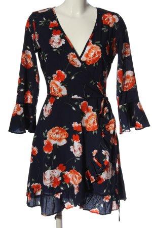Influence Kopertowa sukienka Na całej powierzchni W stylu casual