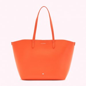 Inject your spring wardrobe with a dose of citrus with our Clementine Ivy tote