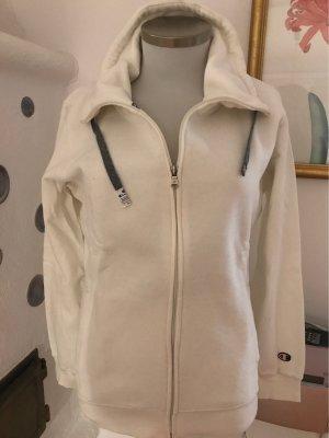 Champion Sweat Jacket natural white