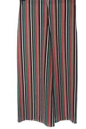 Innocence Pantalone culotte motivo a righe stile casual