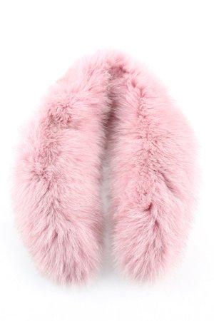 INOCHI Chal rosa estilo extravagante