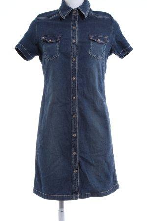 InScene Jeanskleid blau Casual-Look