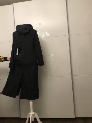 InScene Heavy Raincoat black