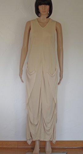 inSein Sukienka tunika beżowy-jasnobeżowy Wiskoza