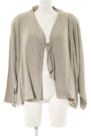 inSein Oversized Jacket light grey casual look