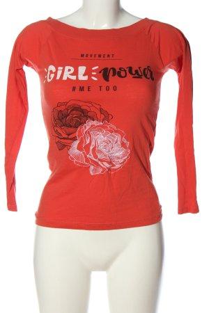Inside Carmen shirt prints met een thema casual uitstraling