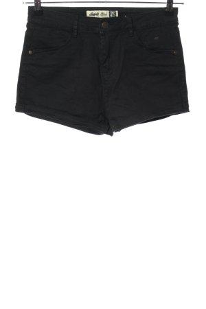 Inside Hot Pants schwarz Casual-Look