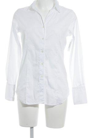 Insieme Hemd-Bluse weiß klassischer Stil