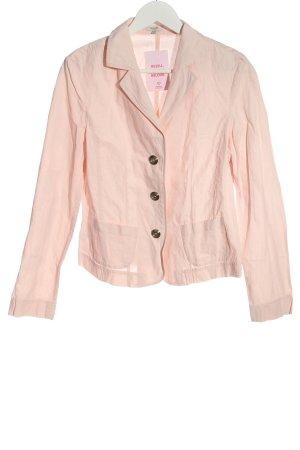 Insight Blazer corto rosa stile semplice