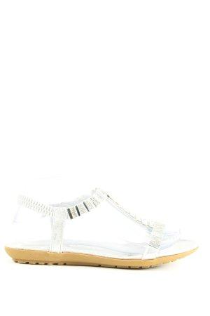 Inspired Riemchen-Sandalen