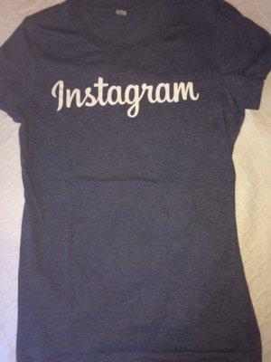 BELLA T-Shirt slate-gray cotton