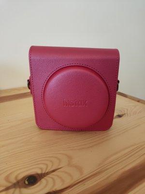Instax Étui pour téléphone portable rose-magenta
