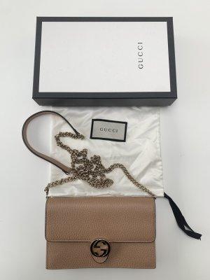 Gucci Handbag beige-nude