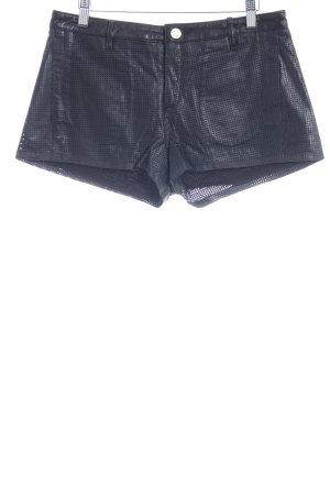 Intermix Krótkie szorty czarny Ekstrawagancki styl