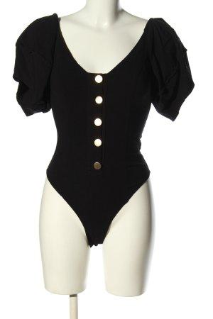 INTIMATELY Shirtbody zwart casual uitstraling
