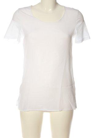 Intimissimi Basic-Shirt wollweiß Casual-Look
