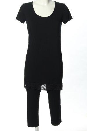 Intimissimi Ensemble en jersey noir style décontracté