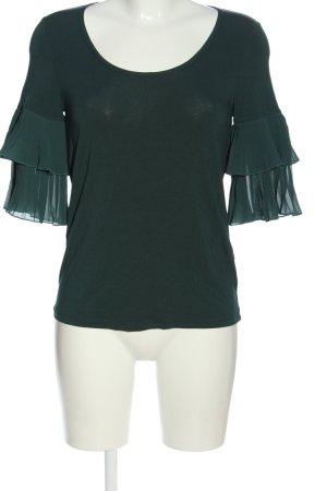 Intimissimi Kurzarm-Bluse grün Casual-Look