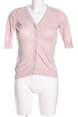 Intimissimi Short Sleeve Knitted Jacket nude-cream casual look