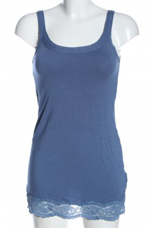 Intimissimi Long Top blue casual look