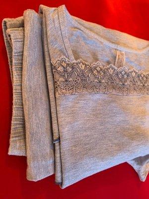 Intimissimi Pyjama gris coton