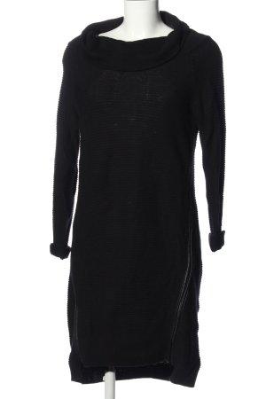 Intimissimi Sweaterjurk zwart casual uitstraling