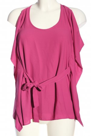 Intimissimi Schlupf-Bluse pink Casual-Look