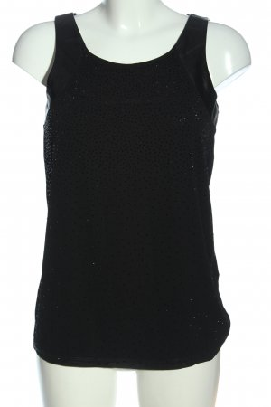 Intimissimi Blouse topje zwart casual uitstraling