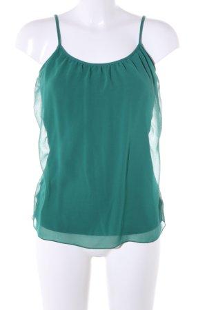 Intimissimi Top con bretelline verde stile casual