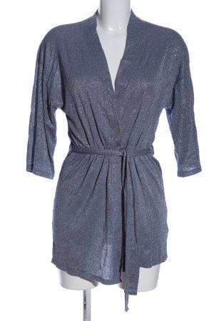 Intimissimi Vestido cruzado azul look casual