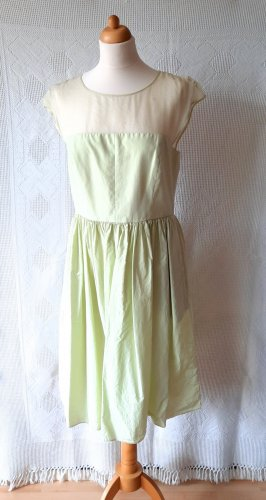 Intrend Sommerkleid aus Seide und Baumwolle