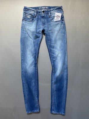 Introducing the Denim Series. Season 1: Blue Jeans. Episode 2: DENHAM/1
