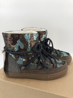 Inuikii Winter Stiefel Boots Gr-39 NEU LAMMFELL