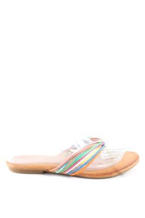 Inuovo Flip Flop Sandalen mehrfarbig Casual-Look